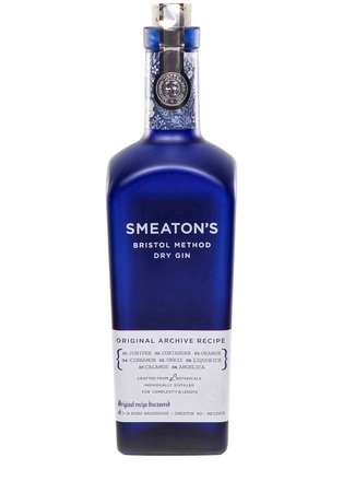 nv Smeaton's Bristol Method Gin 70cl