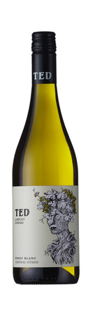 2018 Mount Edward, Ted Pinot Blanc, Central Otago, New Zealand